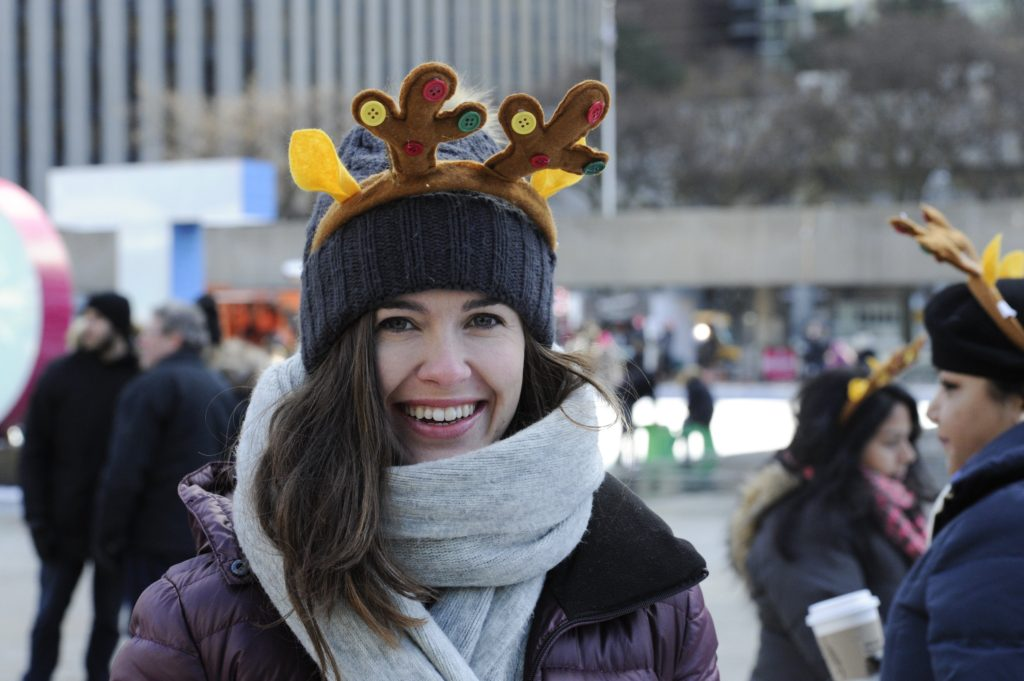 Photo courtesy of Holiday Fair in Nathan Phillip Square