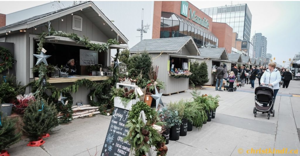 Photo Courtesy of Christkindl Market Kitchener