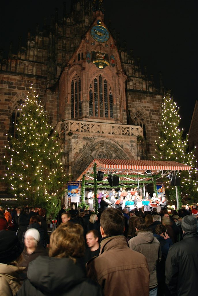 Photo by Jurgen Priebe - Nuremberg Christmas Market