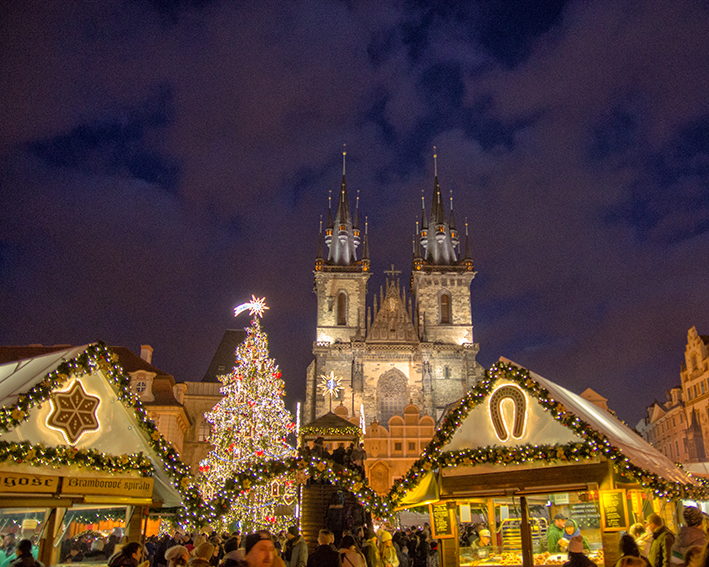 Photo by Dominique Cappronnier - Prague Christmas Market