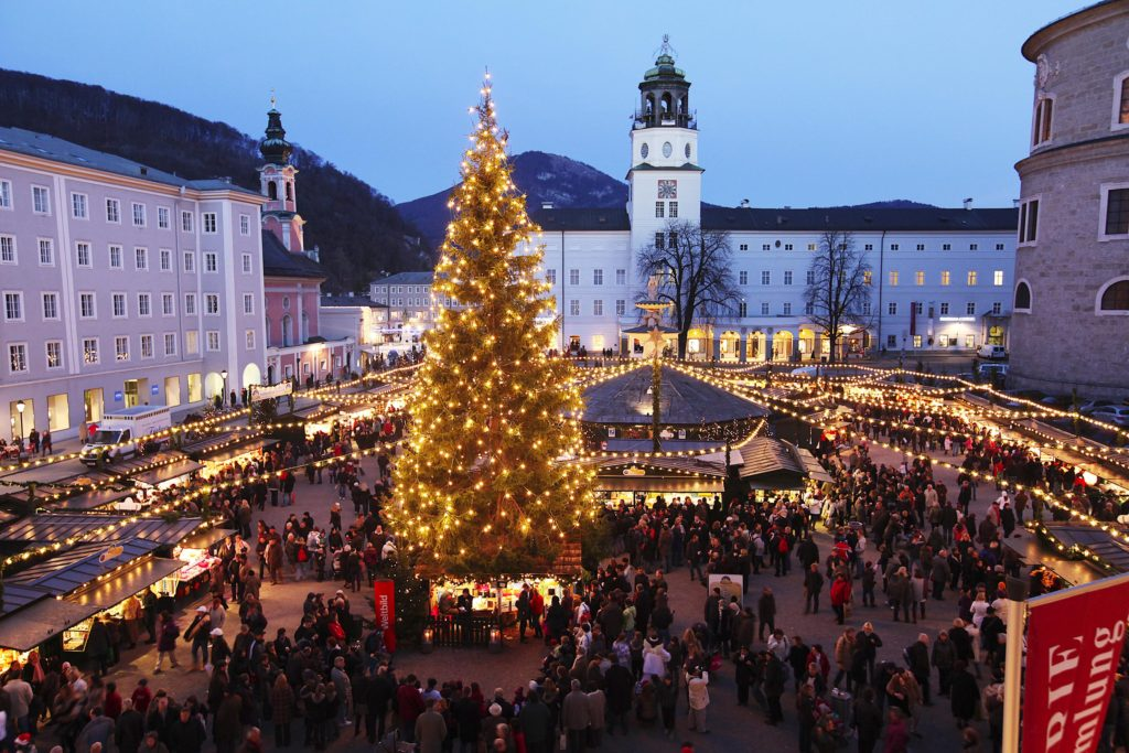 Photo: www.christkindlmarkt.co.at, Salzburg