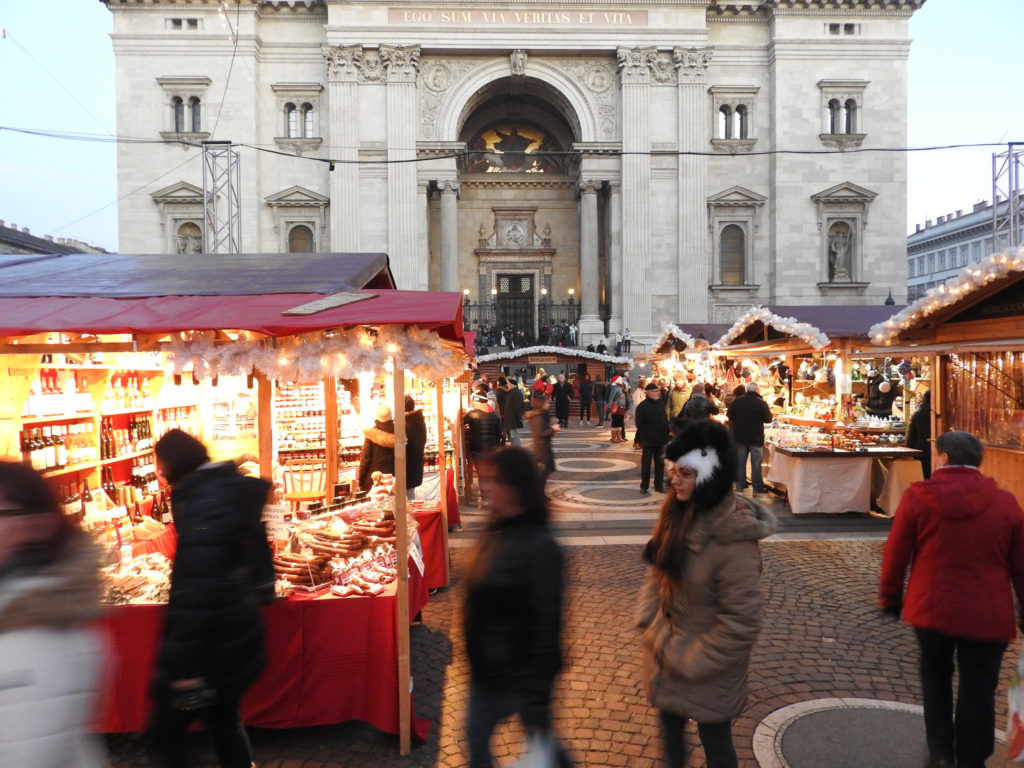 Photo by Top Budapest - Budapest Christmas Market