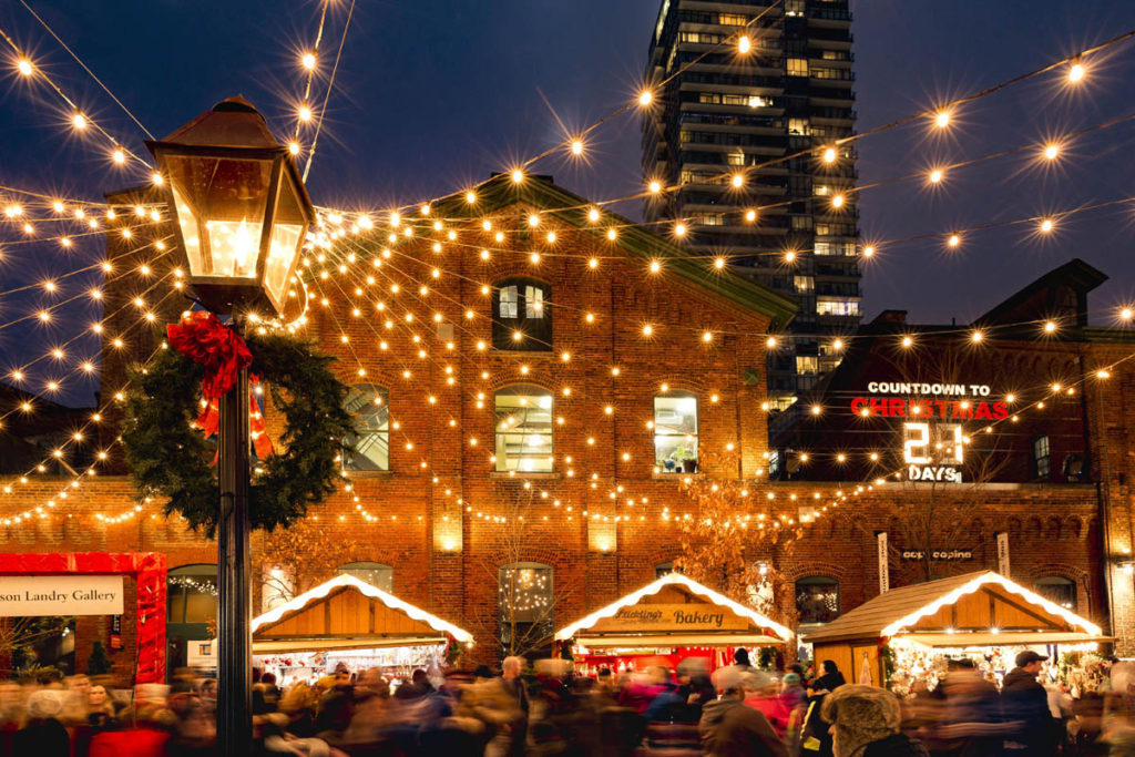 Photo Courtesy of Toronto Christmas Market