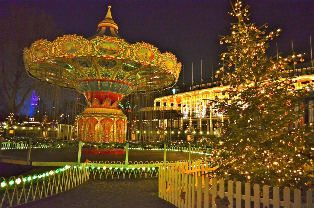 Photo by Sarah Ackerman - Trivoli Gardens Christmas
