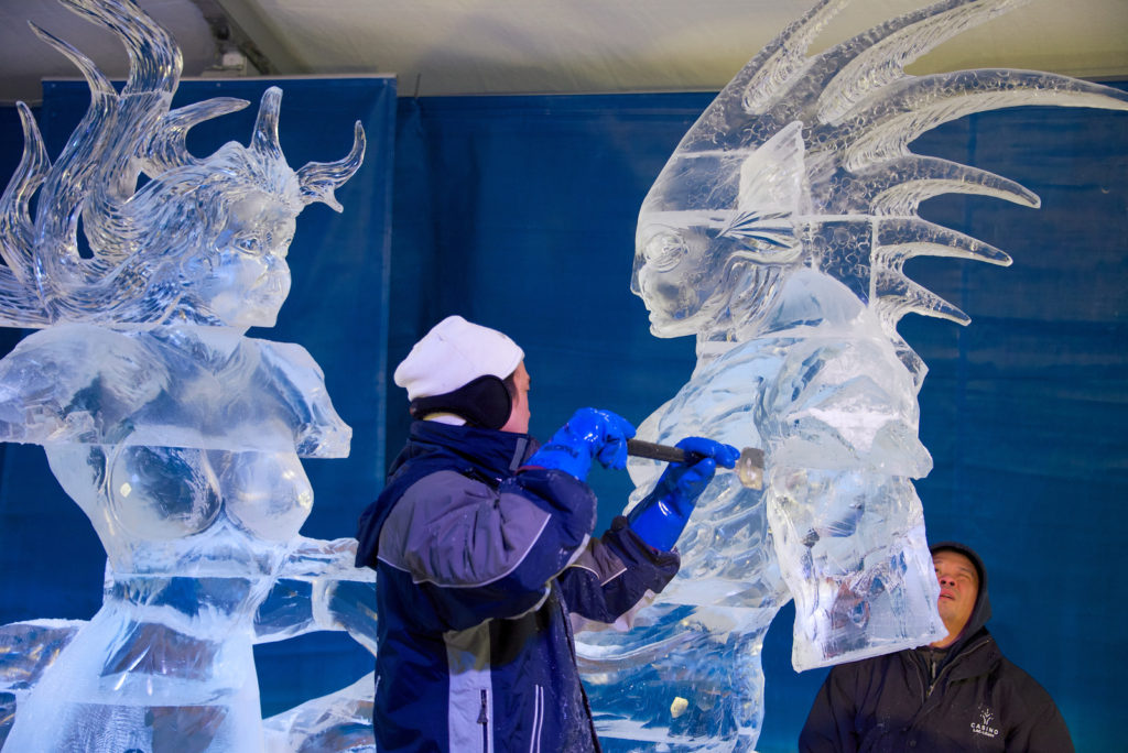 Photo by Jamie McCaffrey - Winterlude