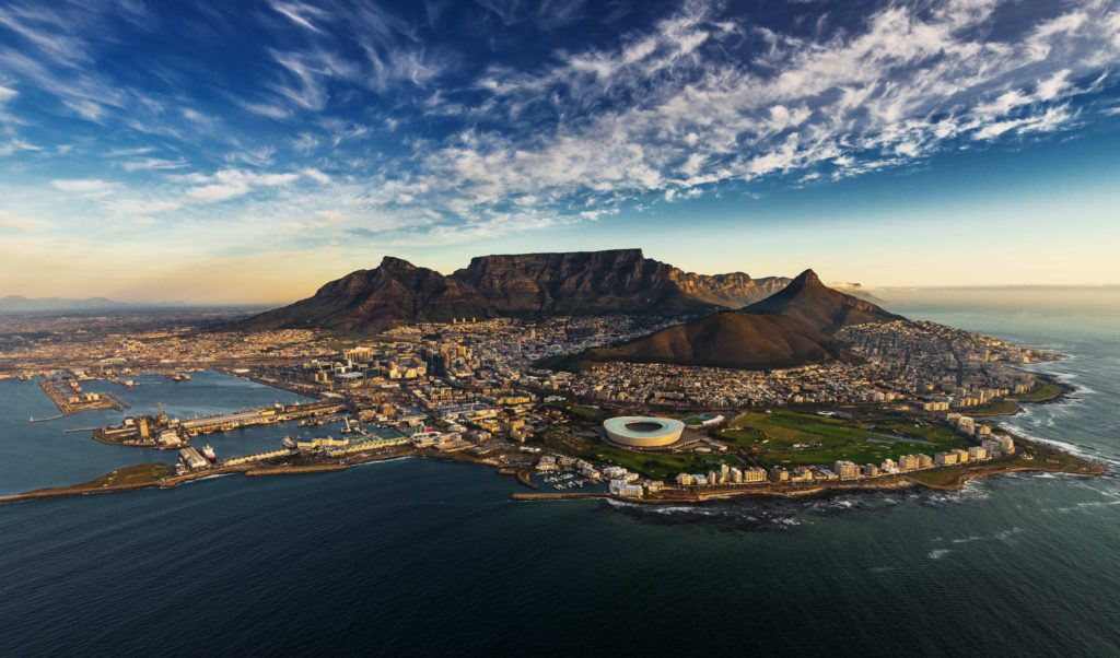 South Africa Cape Town 2018 Top Incentive Travel Destination to Visit